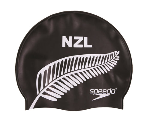 New Zealand Swimming Cap