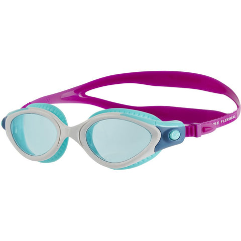 Speedo Futura BioFuse Flexiseal Female Goggle - Diva/Aqua/Purple