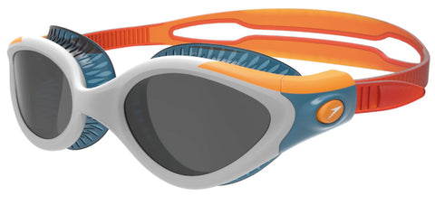 Speedo Futura BioFuse Triathlon Female Goggle - Orange/Stellar/Smoke