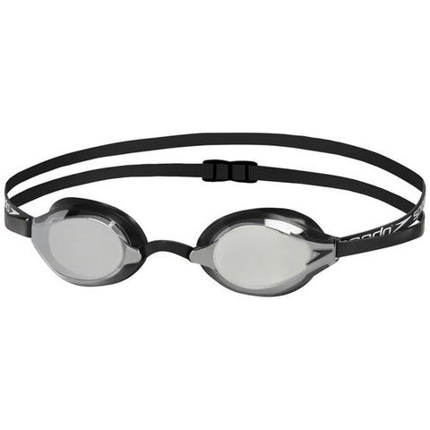 Speedo Fastskin Speedsocket 2 Mirror Goggle - Black/Silver
