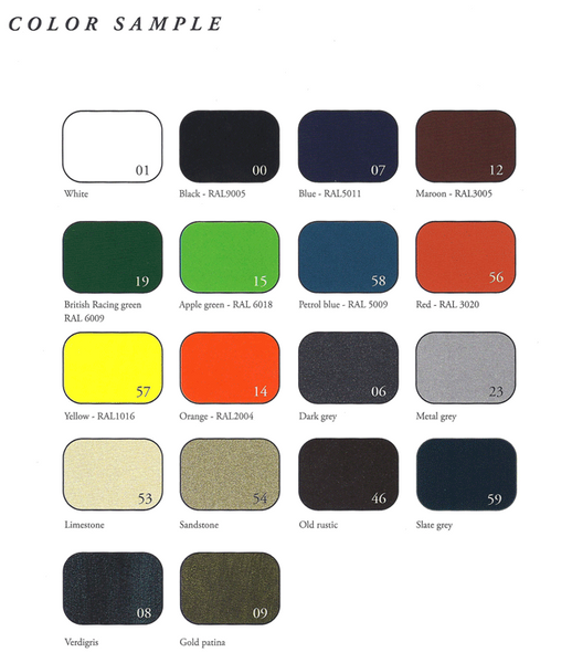 Outdoor Swan Neck Lantern - Vieille France