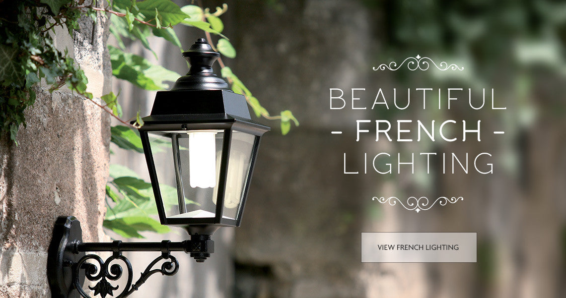 Beautiful French Lighting