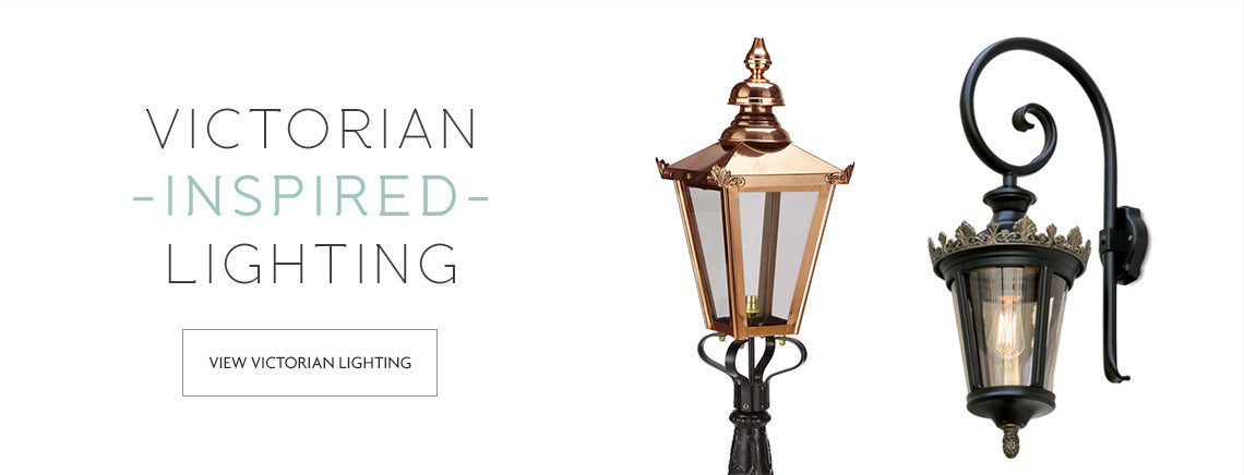 Victorian Inspired Lighting