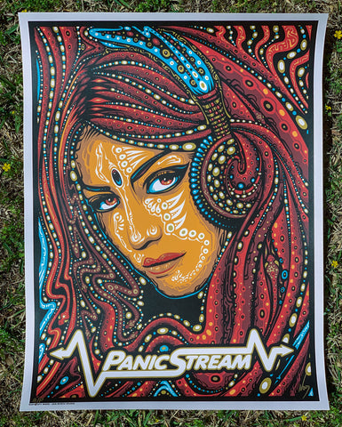 ON SALE: PanicStream 13th Anniversary Print