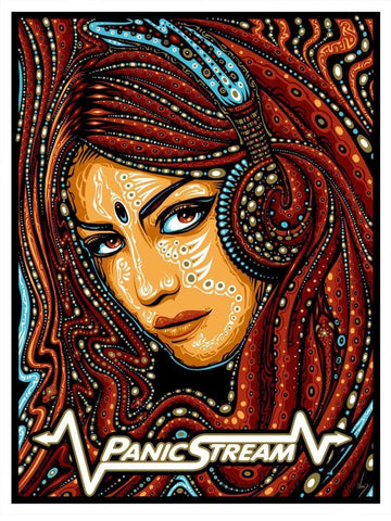PanicStream 13th Anniversary Print