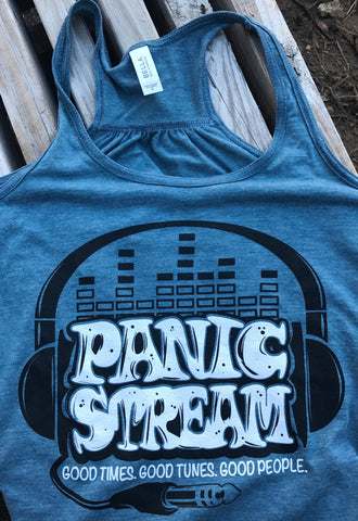 PanicStream Retro Tank Top