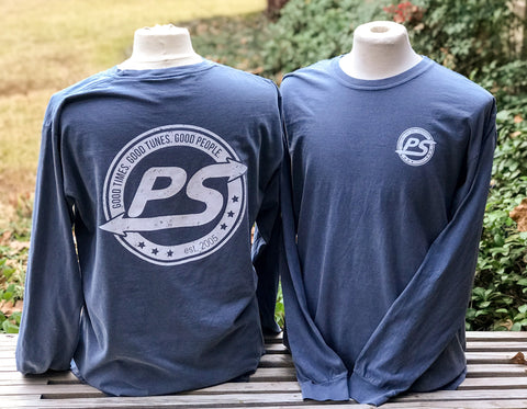 Vintage PS Logo Long-Sleeve