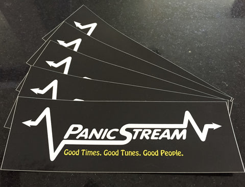 PanicStream Sticker Pack