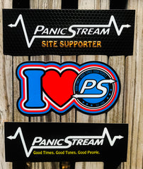 I Heart PS Sticker