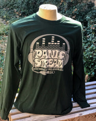 PanicStream Retro Long Sleeve T-Shirt