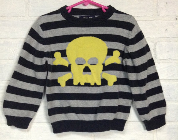 Arghhhh.... Pirate Sweater Toddler 4T