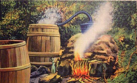 Dangers Of Making Moonshine At Home