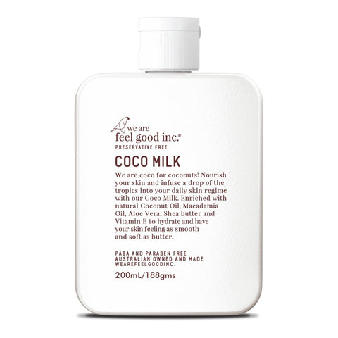 We Are Feel Good Inc. Coco Milk 200mL