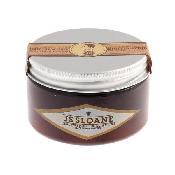 JS Sloane Brilliantine Heavyweight Pomade