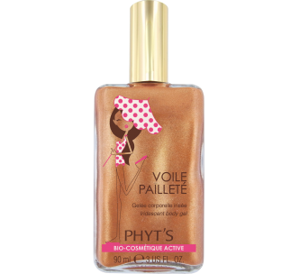 Phyts bronzing body gel