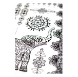 Henna Spirit - Metallic Temporary Tattoos