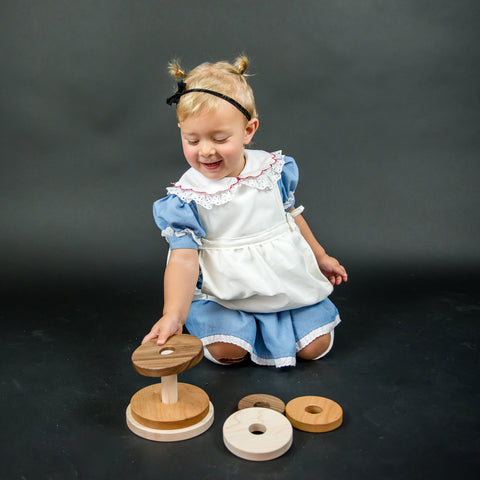 Alice in Wonderland - Alice - Toy - Wooden Toys