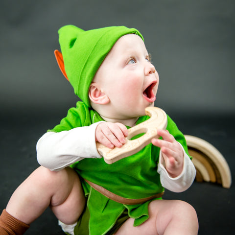 Peter Pan - Teether - Alligator