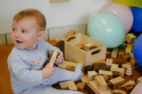 little sapling toys - baby- toys - wooden toys