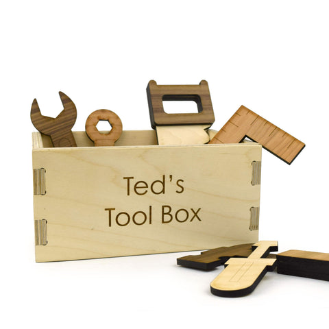 toolbox - tool box - personalized