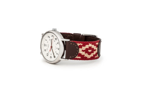 San Martin Watch - Red