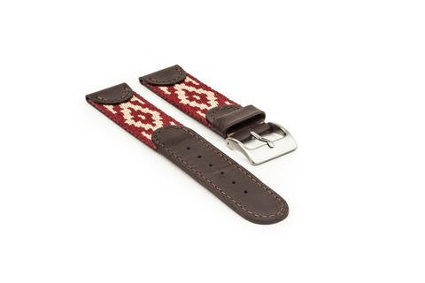 San Martin Watch Band - Red