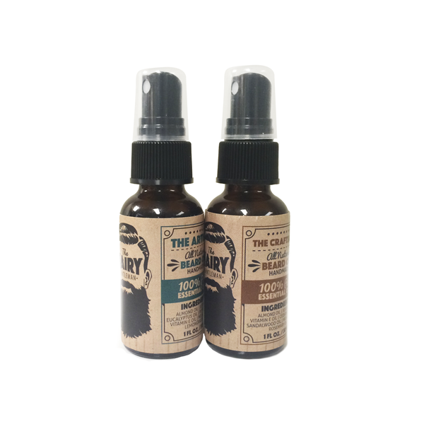 THG Beard Oil Combo Pack