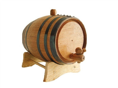 Black Banded Spirits Barrel