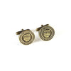 Boston Transit Token Cuff Links - The Ole Bull Co.