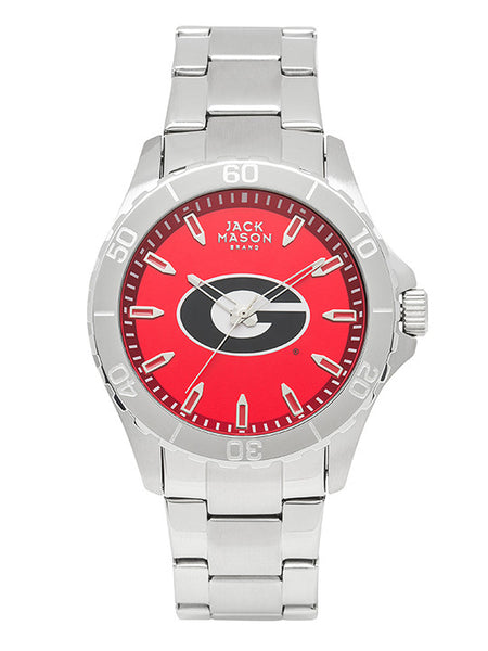 Georgia Bulldogs - Red Dial Sports Watch