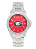 Georgia Bulldogs - Red Dial Sports Watch - The Ole Bull Co.