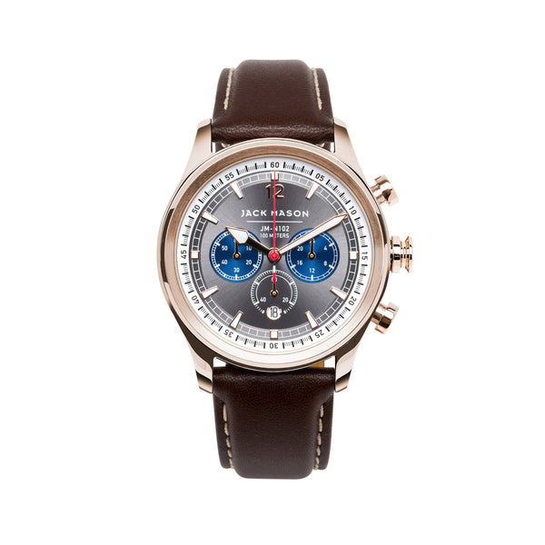 Nautical Chronograph Watch