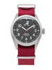 Alabama Crimson Tide Men's Solid Nato Strap Watch - Jack Mason- The Ole Bull Co.