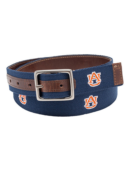 Auburn Tigers Alumni Reversible Belt