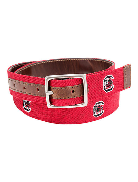 South Carolina Gamecocks Alumni Reversible Belt