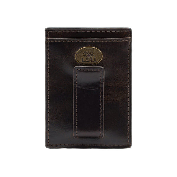 LSU Tigers Legacy Front Pocket Wallet