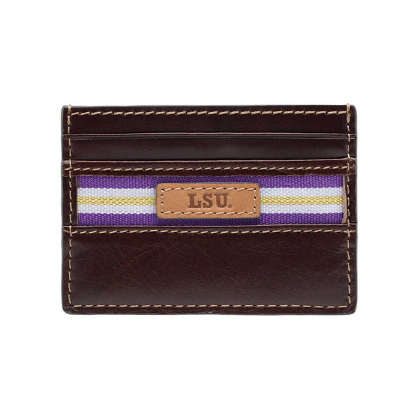 LSU Tigers Tailgate Card Case