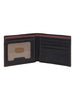 Florida State Seminoles Gridiron Slim Bifold Wallet - Jack Mason- The Ole Bull Co.