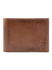 Alabama Crimson Tide Campus Flip Bifold Front Pocket Wallet - Jack Mason- The Ole Bull Co.