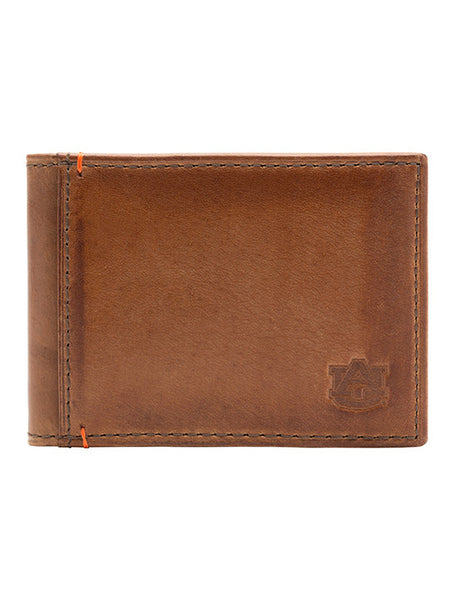 Auburn Tigers Campus Flip Bifold Front Pocket Wallet