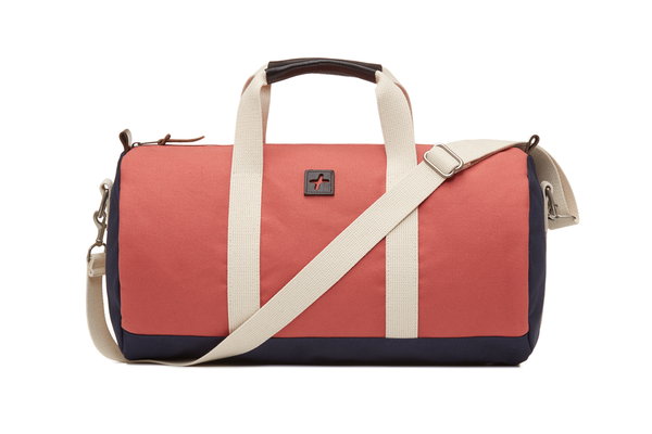 Kennedy Duffel - Nantucket Red