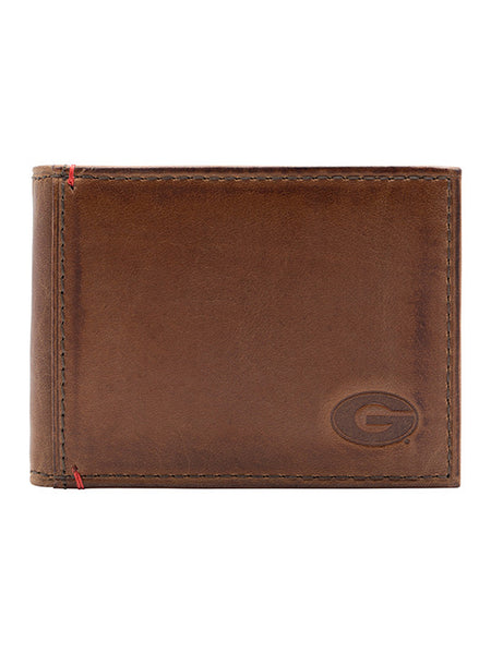 Georgia Bulldogs - Campus Bifold Wallet