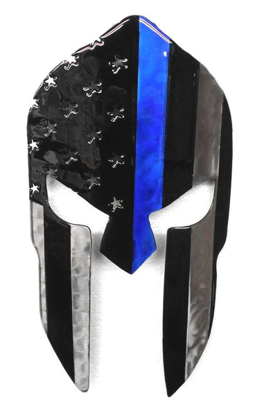 Liquid Metal - Blue Line Spartan