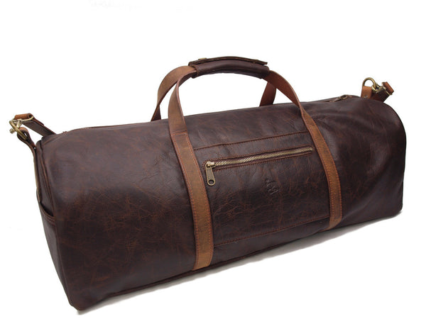 Drayton Duffle - Chocolate
