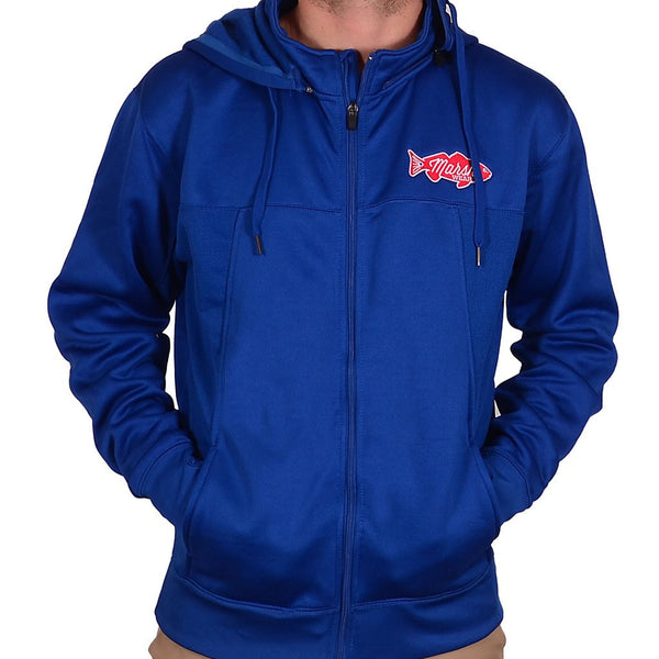 The 'Defender' Gulfstream Blue Soft Shell Jacket
