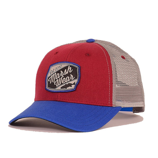 Trout Patch Trucker - Rockville Red
