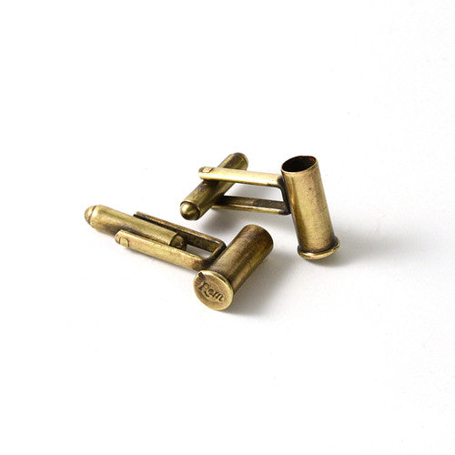 .22 Bullet Cuff Links