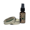 THG Beard Oil 1 oz. + Beard Balm 2 oz. - The Hairy Gentleman - The Ole Bull Co.