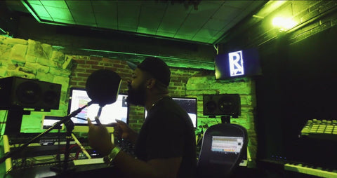Gumbo | Producer/Engineer - 2 Chains- Eric Bellinger