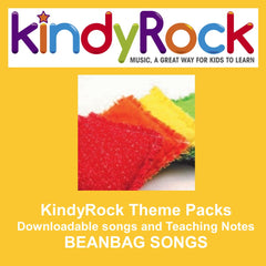 BeanBag Songs: DIGITAL DOWLOAD